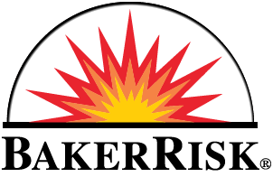 Baker Risk Logo