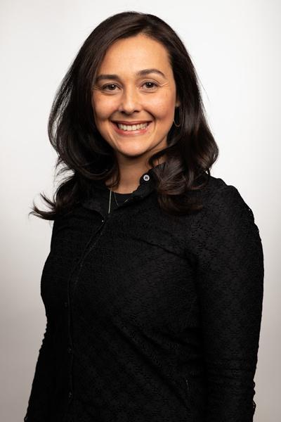 Fernanda Martins, Senior Marketing Manager for Chemicals